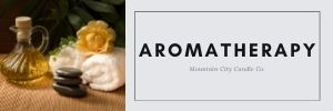 Aromatherapy Scented Candles & Melts