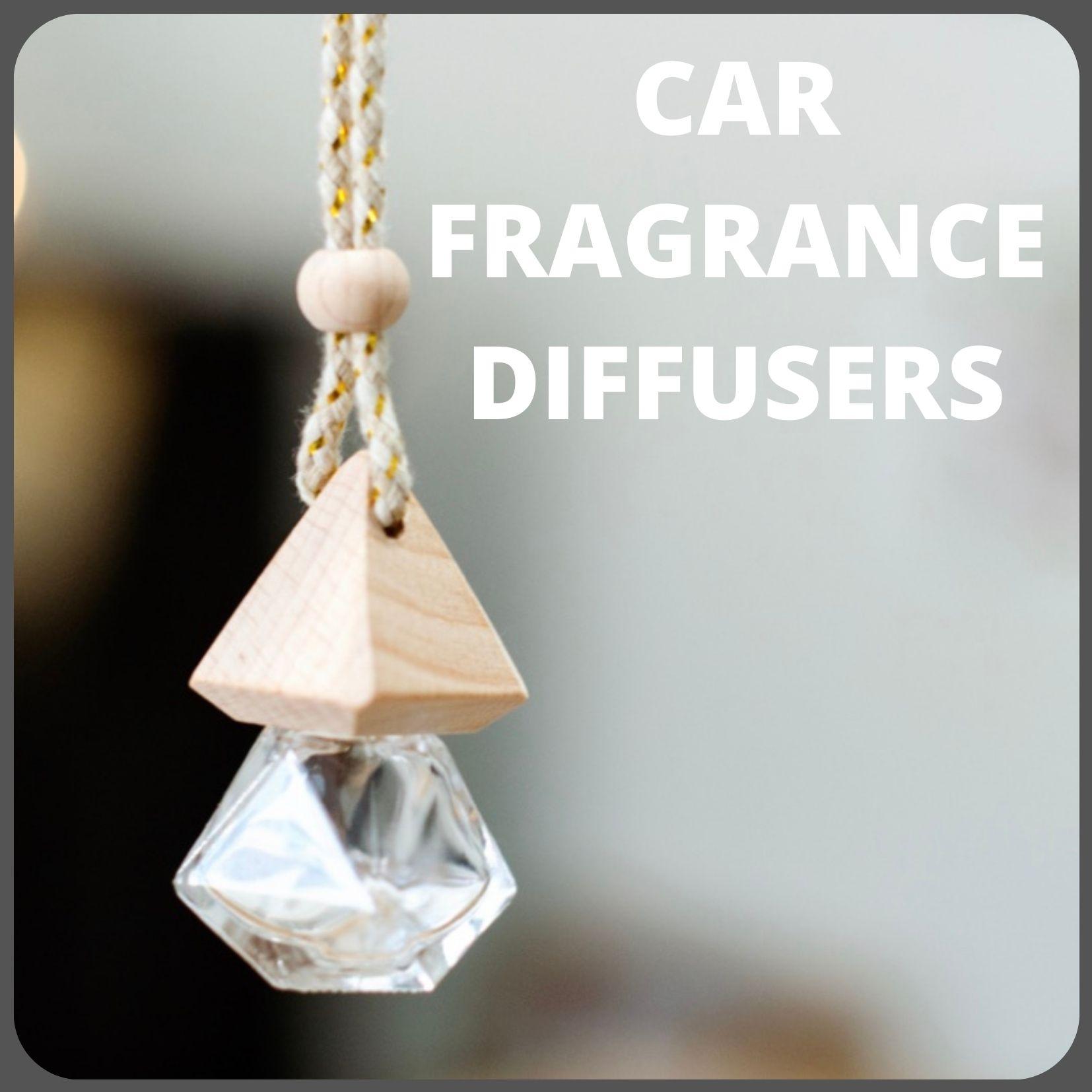 car fragrance diffusers