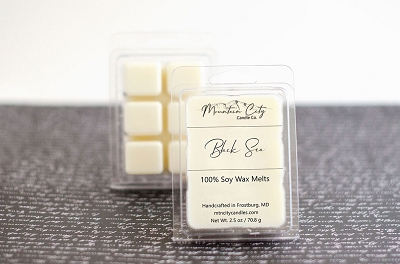 Black Sea scented wax melts