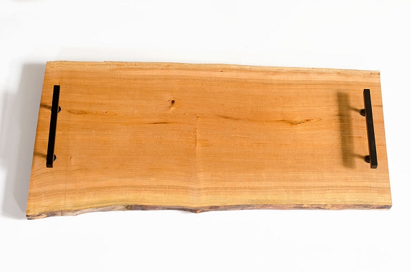 Natural Edge wood Charcuterie board