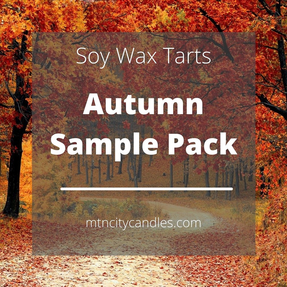Soy Wax Tart Variety Pack